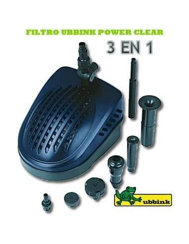 FILTRO UBBINK POWER CLEAR 5000 ESTANQUES
