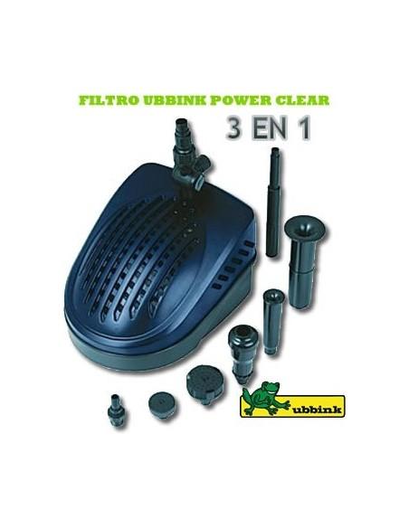 FILTRO UBBINK POWER CLEAR 9000 ESTANQUES