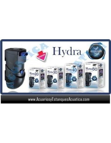 FILTRO INTERIOR HYDRA 40 ACUARIOS