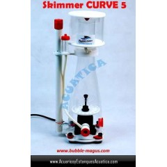 SKIMMER BUBBLE MAGUS CURVE 5 DOBLE CONO