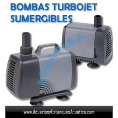 BOMBA DE AGUA TURBOJET AS...