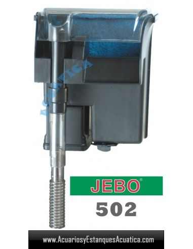 JEBO 502 FILTRO CASCADA ACUARIO
