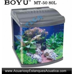 ACUARIO BOYU MT-50 KIT 80L