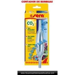 SERA FLORE CONTADOR DE BURBUJAS DE CO2