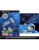 BOYU CL-2L3 MINI PANTALLA ACUARIOS LED