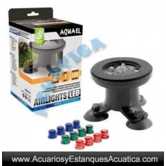 AQUAEL AIRLIGHTS LED 1W...