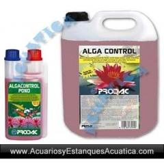 PRODAC ALGA CONTROL POND ANTI ALGAS ESTANQUES