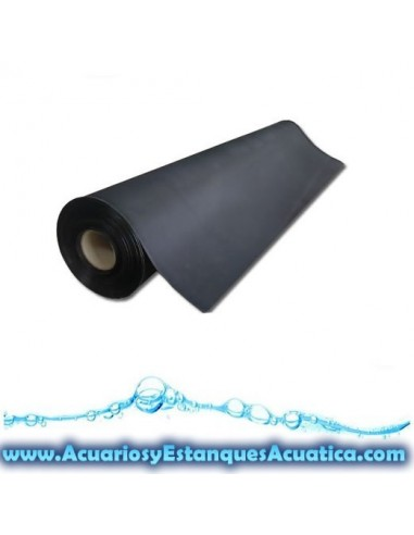 LONA CONSTRUCCION ESTANQUES CAUCHO EPDM