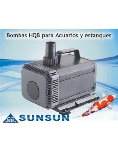 SUNSUN HQB BOMBAS DE AGUA ACUARIOS Y ESTANQUES