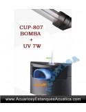 GRECH CUP-807 7W UV ULTRAVIOLETA CON BOMBA