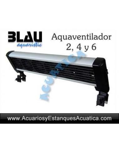 BLAU AQUAVENTILADOR DISIPADOR DE CALOR ACUARIOS
