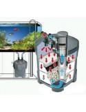 FILTRO SERA FIL BIOACTIVE 130 + UV-C EXTERIOR ACUARIOS AGUA DULCE