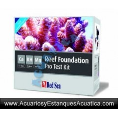 RED SEA Test Reef...