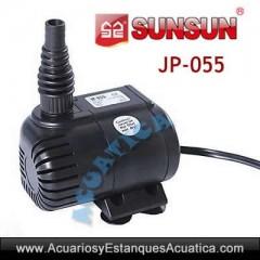 SUNSUN JP-055 1200L/H BOMBA DE AGUA ACUARIOS ESTANQUES