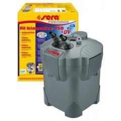 FILTRO SERA FIL BIOACTIVE 250 + UV-C EXTERIOR ACUARIOS AGUA DULCE