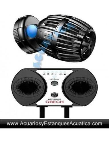 GRECH CW-140 BOMBA GENERADOR OLAS 1200/15000L/H ACUARIO