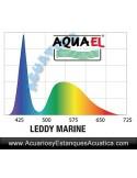 AQUAEL LEDDY TUBE RETROFIT MARINE TUBOS LED T8-T5 ACUARIOS
