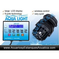 AQUALIGHT EASY STREAM BOMBA MOVIMIENTO ACUARIOS