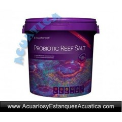 AQUAFOREST PROBIOTIC REEF SALT SAL ACUARIOS MARINOS