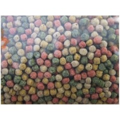 Alimento peces pellets Kinsei Mix mezcla base 6mm estanque