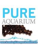 PURE AQUARIUM 50 bolas bacterias para acuario de agua dulce