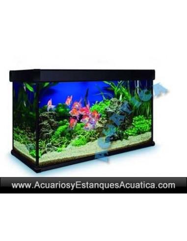 Acuario kit aqualux pro 450 for Precio estanque de agua 10000 litros