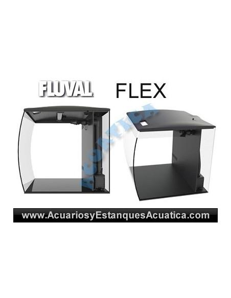 HAGEN FLUVAL FLEX KIT ACUARIOS