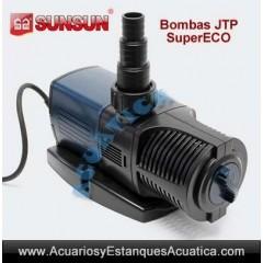 SUNSUN JTP SuperECO BOMBAS ACUARIOS ESTANQUES