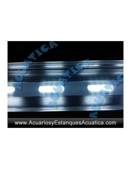 COB LED PANTALLA LEDs BLANCOS Y AZULES PARA ACUARIOS