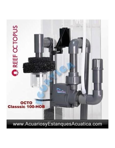 SKIMMER REEF OCTOPUS CLASSIC 100-HOB ACUARIO