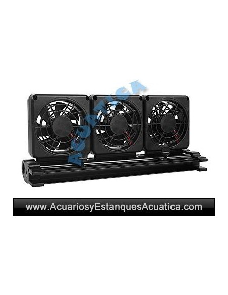 WATER WORLD VENTILADORES PARA ACUARIOS