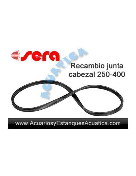 RECAMBIO JUNTA CABEZA DE FILTRO SERA FIL BIOACTIVE