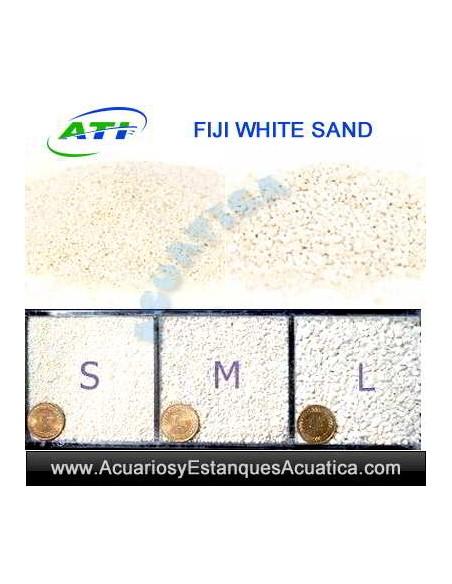 ATI FIJI WHITE SAND ARENA DE CORAL 9KG