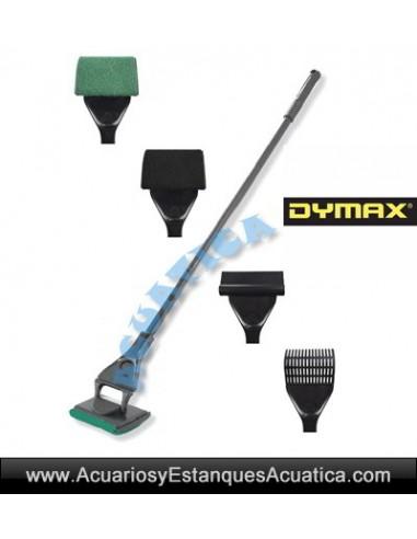 DYMAX 3 EN 1 CUCHILLA LIMPIEZA ACUARIOS