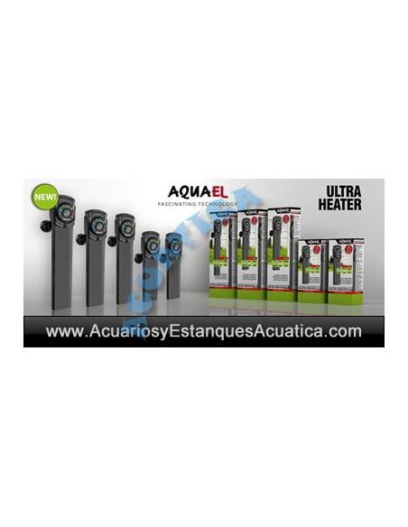 CALENTADOR AQUAEL ULTRA HEATER ACUARIOS