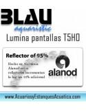 Pantalla BLAU Lumina 6 x T5HO iluminacion para acuarios de calidad