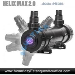 GERMICIDA AQUA MEDIC HELIX MAX UV