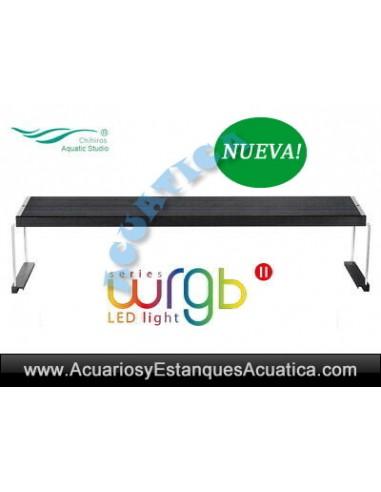 CHIHIROS WRGB II PANTALLA LED ACUARIOS PLANTADOS