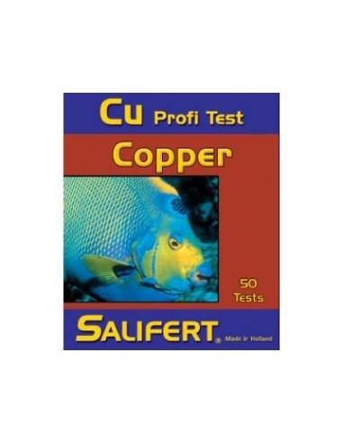 SALIFERT TEST COBRE CU