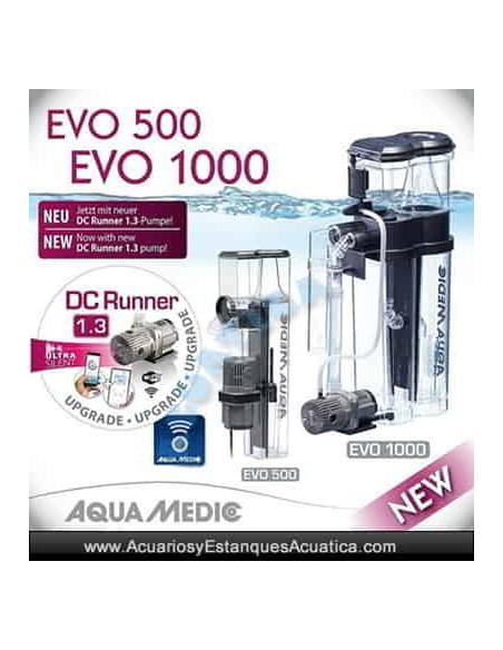 AQUA MEDIC EVO 500 SKIMMER