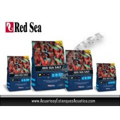 RED SEA SALT SAL PARA ACUARIOS MARINOS